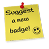suggest badge icon